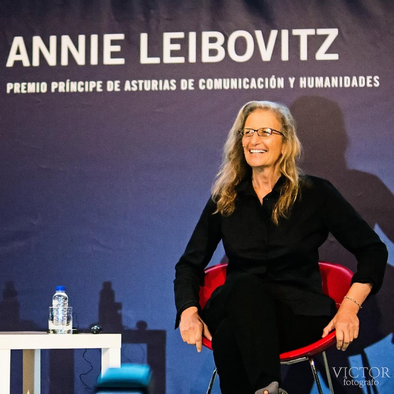 Annie Leibovitz Niemeyer 2013 Victor Fotografo Fotografia Gijon Asturias España